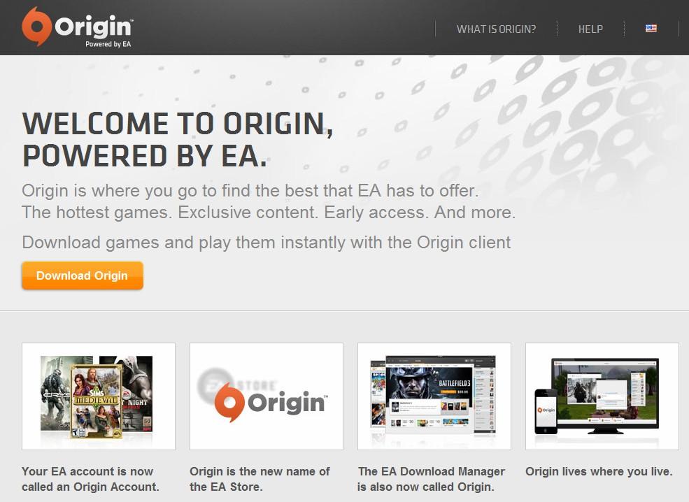 Origin API