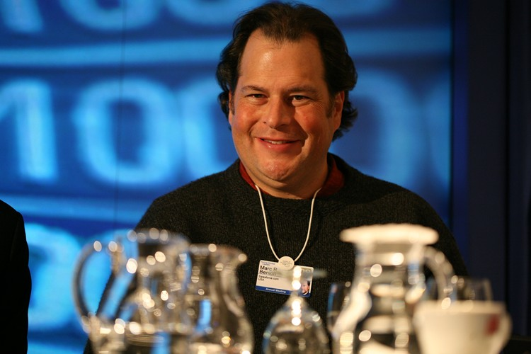 Marc Benioff Salesforce.com