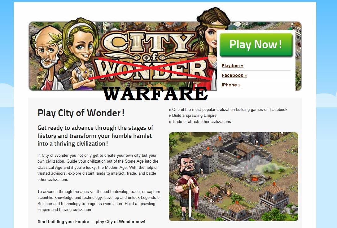 City of Warfare
