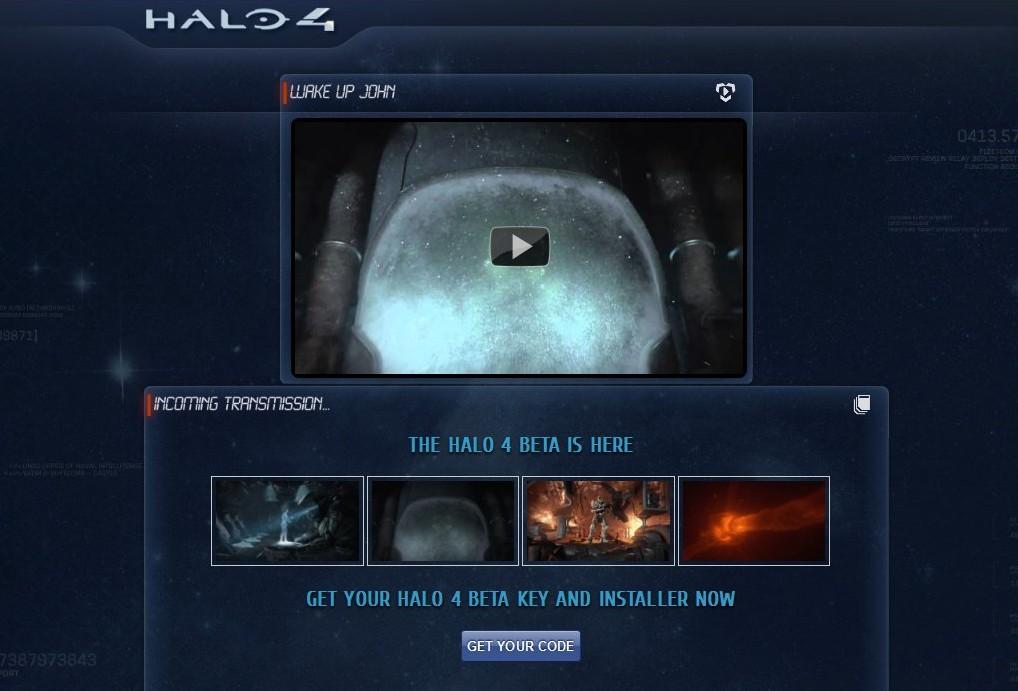 Halo 4 Beta scam