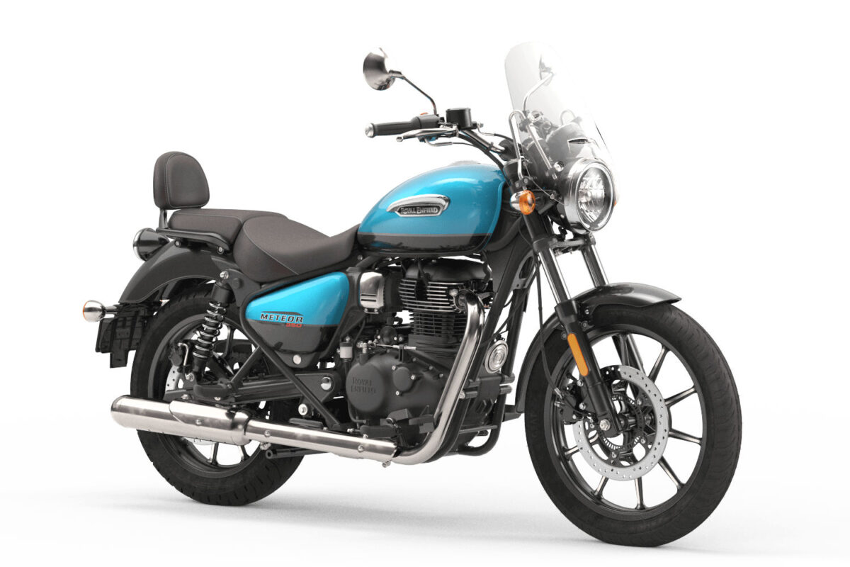 royal enfield meteor 350 2021