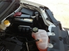 Complete engine compartment