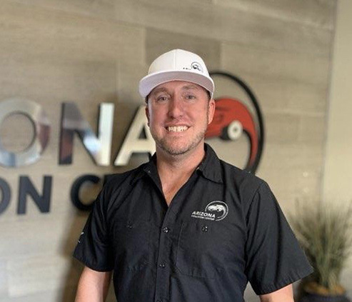 Rob Stringer Owner of AZ Collision Ctr Owner