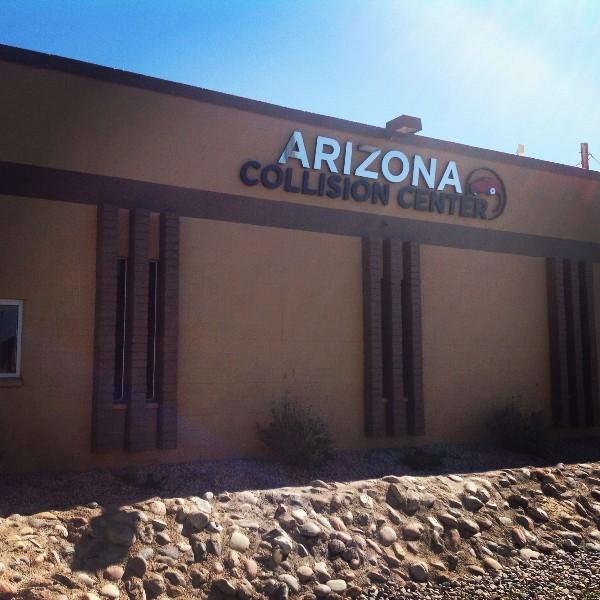 arizona collision center