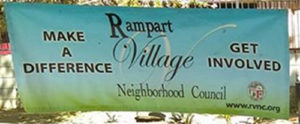 English classes (ESL) Rampart Village / Clases de inglés Rampart Village