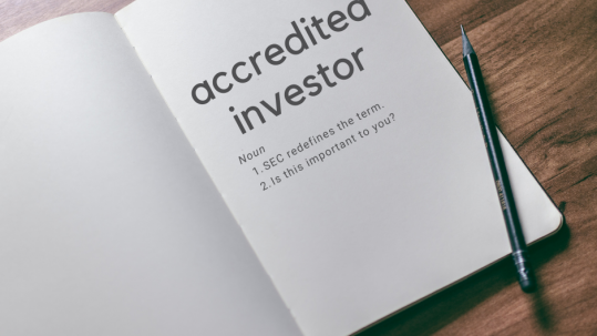 Accredited Investor - Presario Ventures