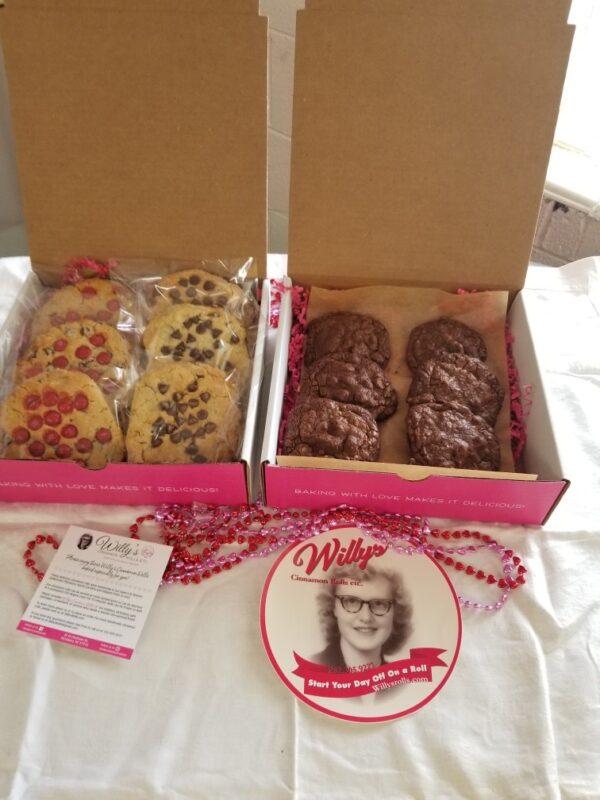 Valentines Cookies Delivered