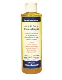 GAF Hair & Scalp Renourishing Oil