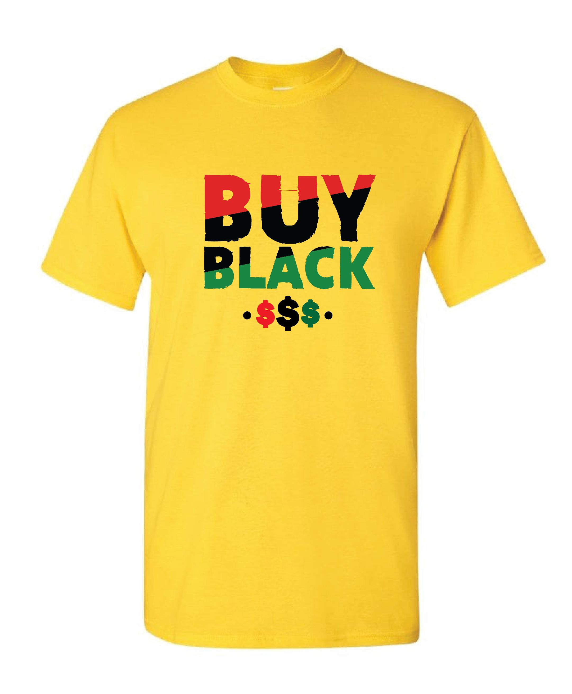 Buy Black $$$ Tee
