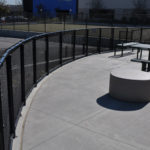 curved-chainlink-fence