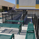 metal-school-benches