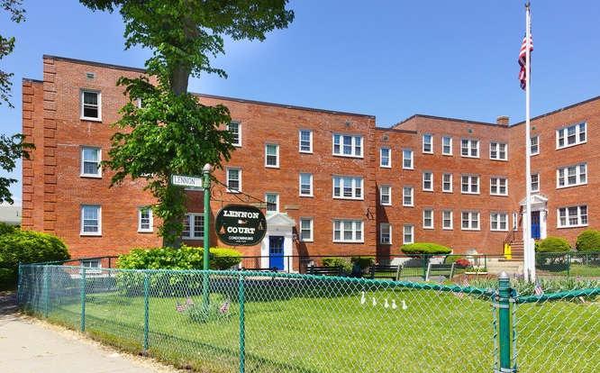 Lennon Court, South Boston