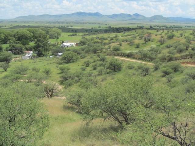 The San Rafael Valley is one of the most beautiful places in Arizona.