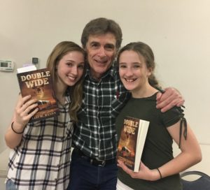 Pics with the author