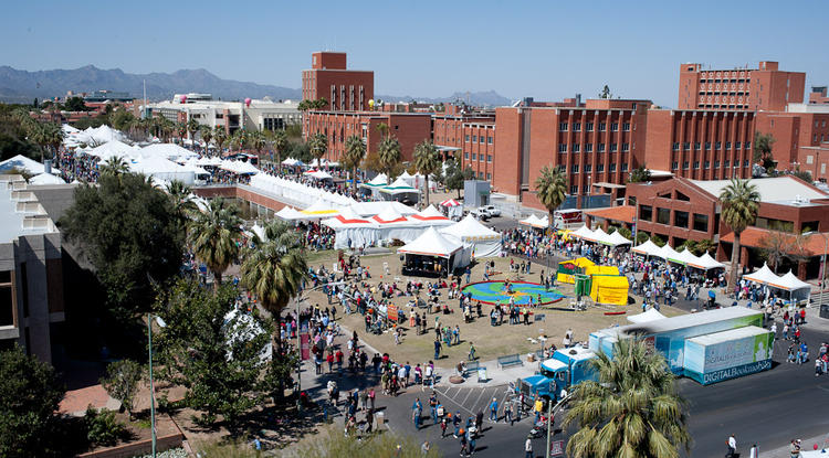 Tucson Festival of Books @ University of Arizona | Tucson | Arizona | United States