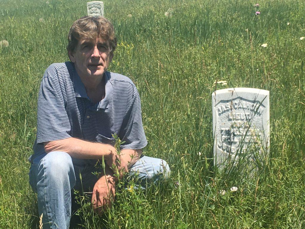James Calhoun Memorial Marker