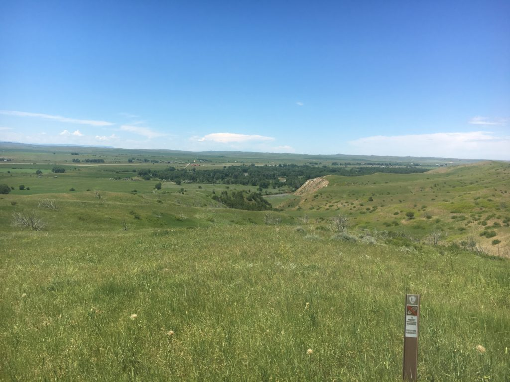 Little Bighorn Valley