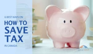 Best Ways on How to Save Tax in Canada article image by Group Enroll
