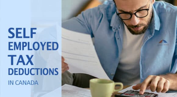 Self Employed Tax Deductions in Canada