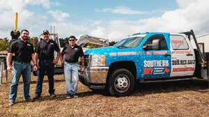 SouthernDry Truck & Team