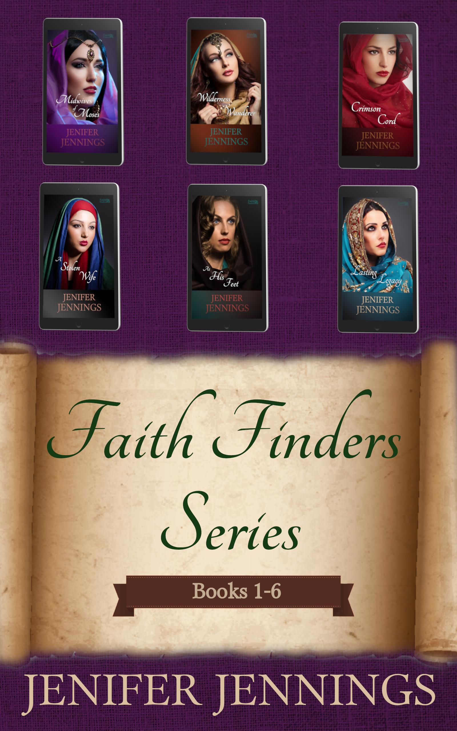 Faith Finders Series: Books 1-6