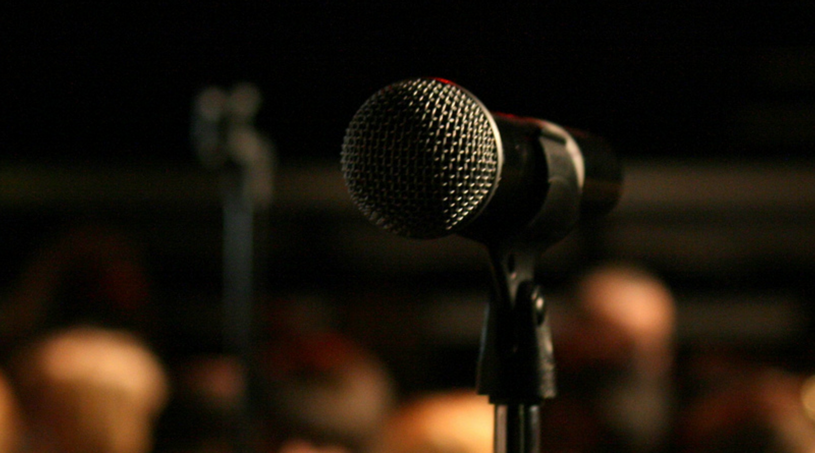 For One Veteran With PTSD, Performing Stand-up Is The Pressure Valve