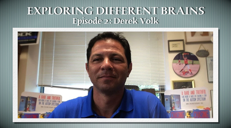 Parenting And Asperger's Syndrome With Derek Volk   EXPLORING DIFFERENT BRAINS Episode 02