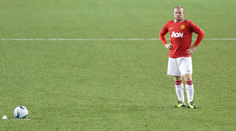 British Soccer Star Wayne Rooney Surprises Fan With Asperger's