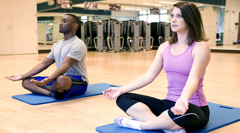 New Studies Suggest Yoga May Help Women With PTSD