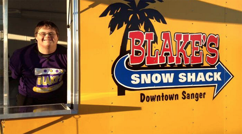 Entrepreneur With Down Syndrome Starts New Business