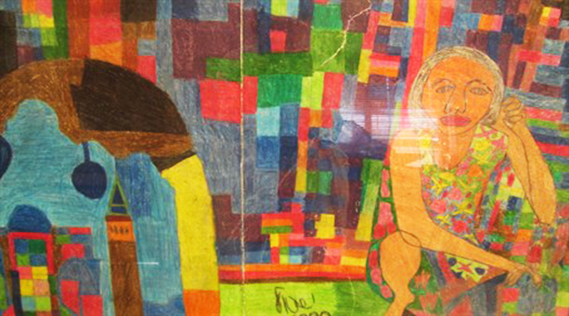 Israel Foreign Ministry Hosts Exhibit Of Artwork Made By Autistic Adults