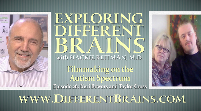 Filmmaking On The Autism Spectrum, With Keri Bowers And Taylor Cross   EDB Episode 26