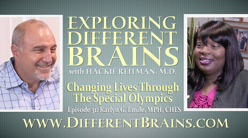 EDB Ep31 Changing Lives Through The Special Olympics Karlyn Emile