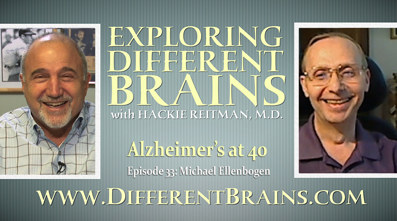 Alzheimer's At 40, With Michael Ellenbogen | EDB 33
