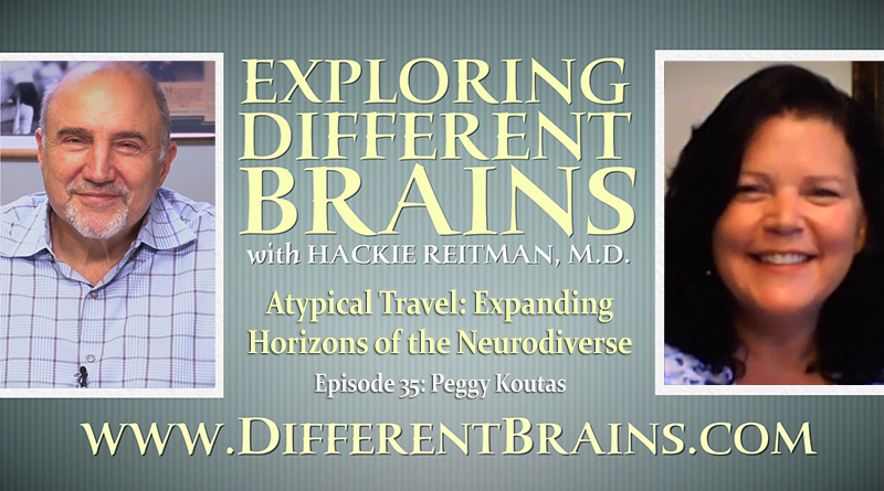 Atypical Travel: Expanding Horizons Of The Neurodiverse With Peggy Koutas | EDB 35