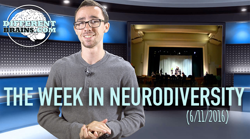 The Week In Neurodiversity – Can Theater Benefit The Autistic? (6/11/16)