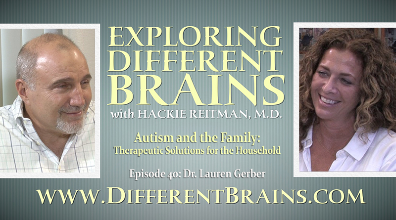Autism And The Family: Therapeutic Solutions For The Household, With Dr. Lauren Gerber   EDB 40