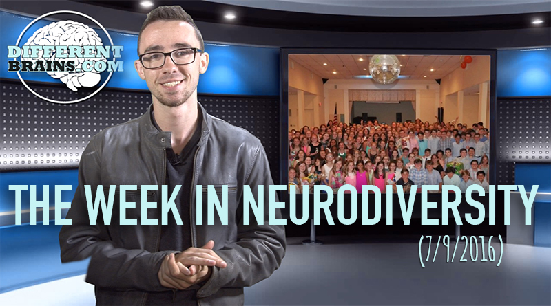 Week In Neurodiversity – Have A Date For The Autism Ball? (7-9-16)