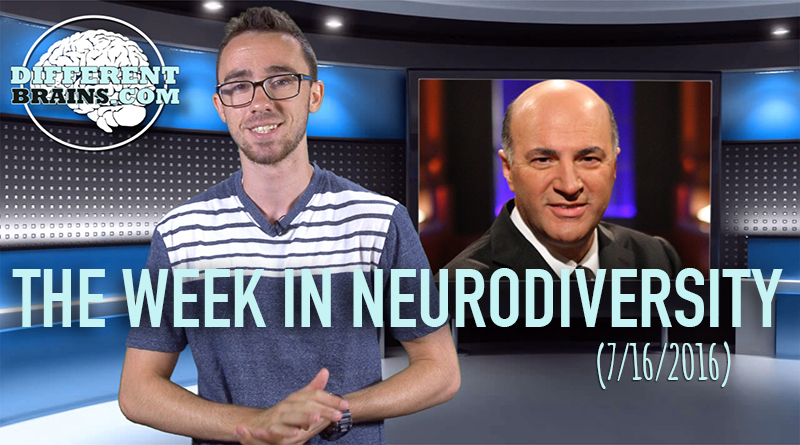 Week In Neurodiversity – Shark Tank Star Opens Up About Dyslexia (07/15/16)