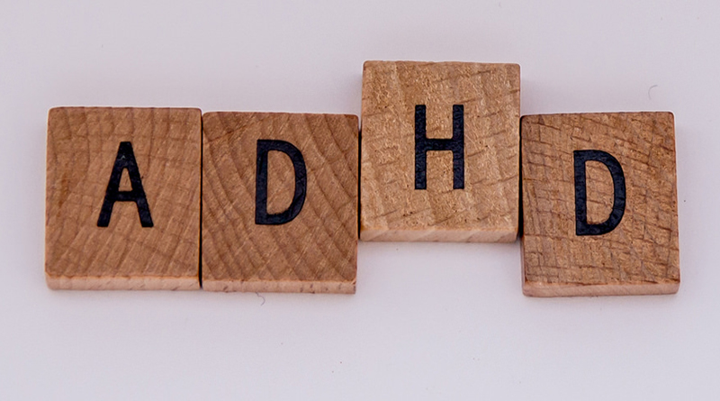DIFFERENT TYPES OF ADHD