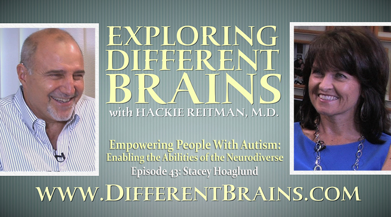 Empowering People With Autism: Enabling The Abilities Of The Neurodiverse With Stacey Hoaglund | EDB 43