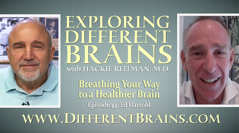 EDB Ep44 Breathing Your Way To A Healthier Brain With Ed Harold 800
