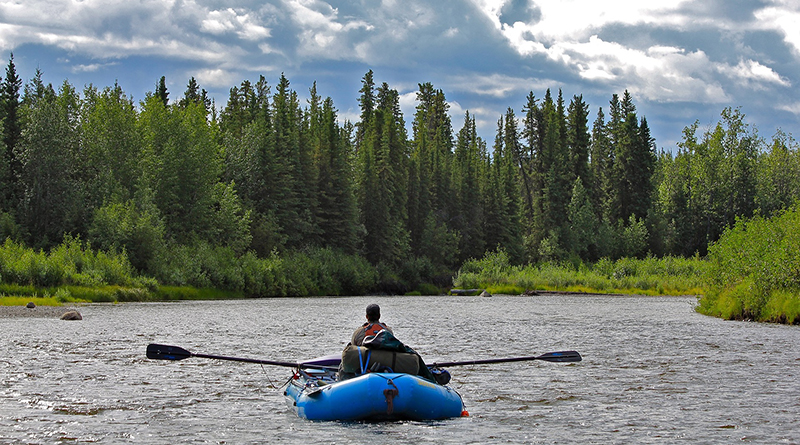 Man Canoes Across Canada For PTSD