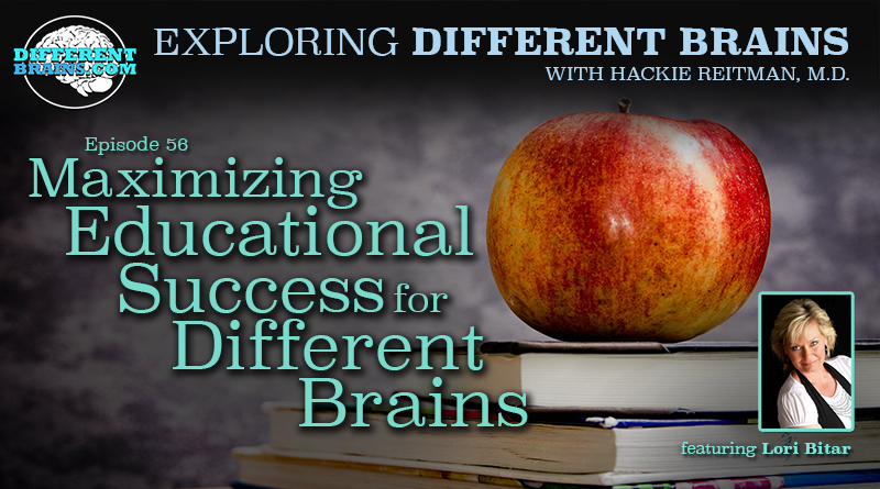 Maximizing Educational Success For Different Brains With Lori Bitar | EDB 56