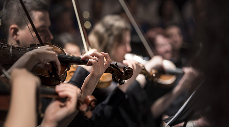 Synesthesia, PTSD, And Chamber Music: A Concert To Celebrate The Benefits Of Music For Therapy
