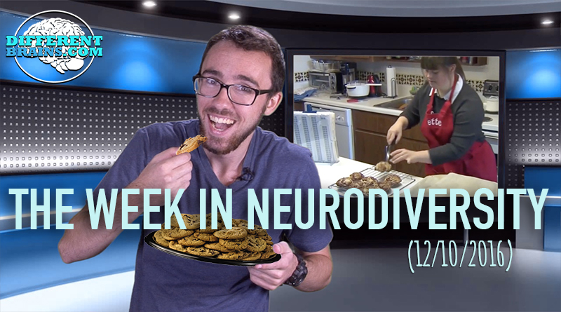 Week In Neurodiversity – Woman With Down Syndrome Starts Cookie Business (12/10/16)
