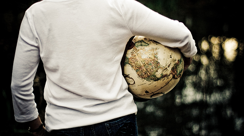 Public Domain Images Free Stock Photos Woman Earth Globe White Short Outdoors Water Reflection