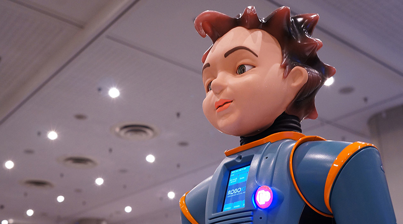 Robot Helping Children With Autism In The Middle East