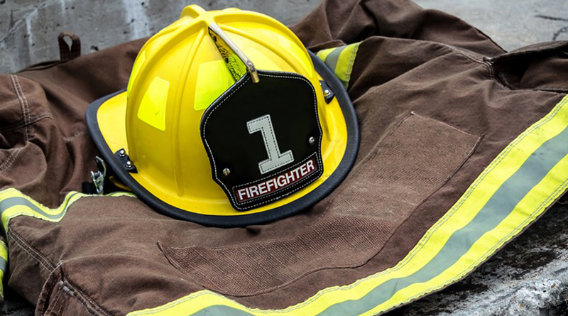 Illinois Man With Down Syndrome Becomes A Firefighter