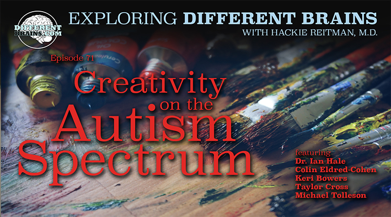 Creativity On The Autism Spectrum: Painters, Poets, Filmmakers And More Exploring Different Brains 71